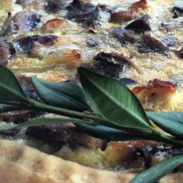 Пиріг із в'яленими сливами: Рецепт Валентини Хамайко