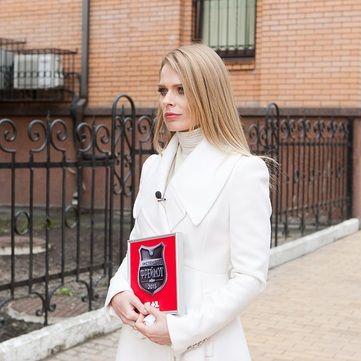 Ольга Фреймут стала шатенкою (фото)
