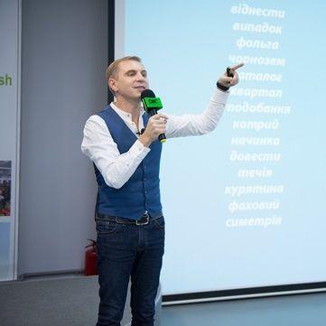 Експерт «Сніданку з 1+1» Олександр Авраменко провів відкритий урок з української мови