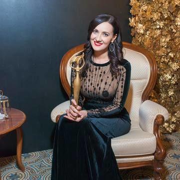Соломія Вітвіцька отримала нагороду «Жінка третього тисячоліття»