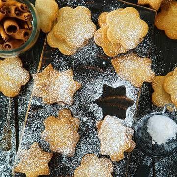 Шоколадне і горіхове пісочне печиво: Фірмовий рецепт від Валентини Хамайко
