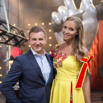 Катя Осадча з'явилася у сукні з «покемонами» (фото)