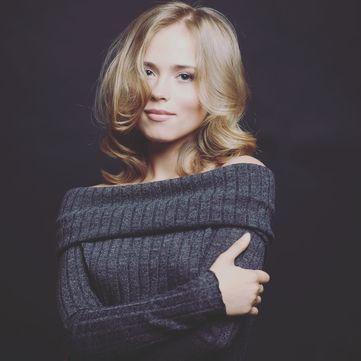 Акторка Анна Кошмал розповіла, як досягти гармонії в особистому і професійному житті