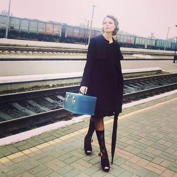 Ольга Фреймут «полювала» на наркоторговців у Херсоні