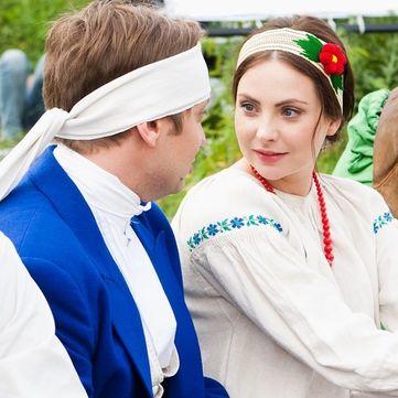 Мелодрама «Катерина» стала найбільш рейтинговим художнім фільмом вихідних