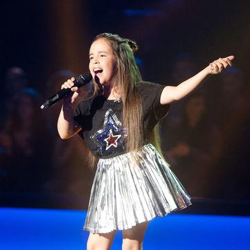 Тетяна Олексієнко розповіла про страх виступу на сцені «Голос. Діти 3»
