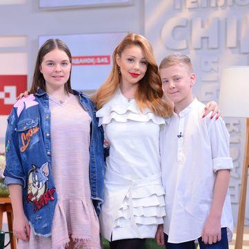 Тіна Кароль із фіналістами «Голос.Діти-3» презентувала нову дитячу пісню (відео)
