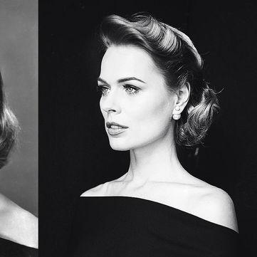 Новорічна зачіска у стилі Грейс Келлі та Ольги Фреймут: Поради стиліста