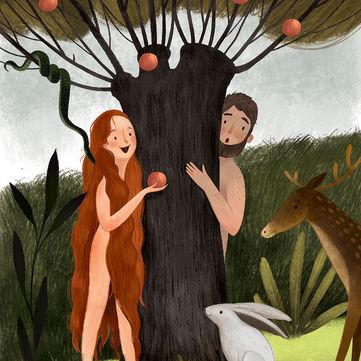 Видавництво #Книголав презентує «Біблійні історії для дітей»
