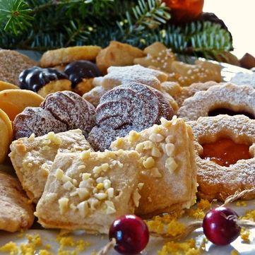 5 простих рецептів печива для затишного настрою