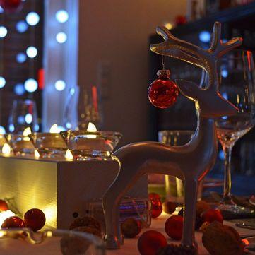 Як прикрасити Новорічний стіл у 2017 році: Ідеї сервірування та святкового декору