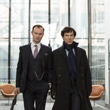 «1+1» покаже четвертий сезон «Шерлока» мовою оригіналу