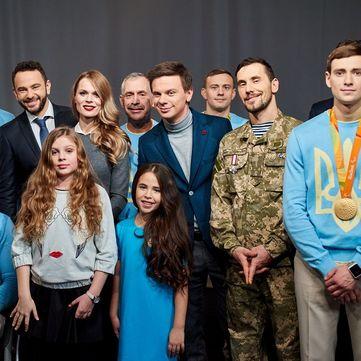 Новорічний гімн України зібрав більше мільйона переглядів у соціальних мережах