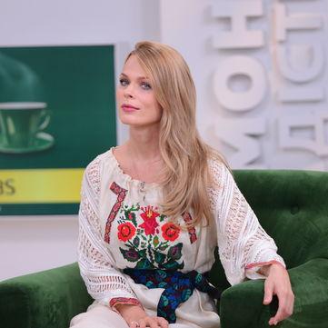 Ольга Фреймут показала, як відсвяткувала Водохреще (фото)