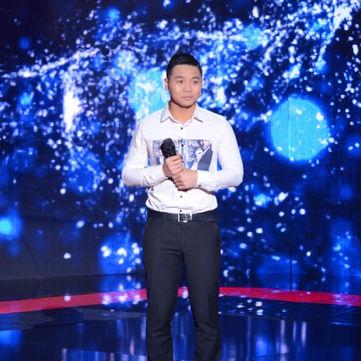 Учасник «Голосу країни 7» з В'єтнаму вразив глядачів та тренерів знанням української мови
