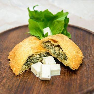 Пиріг зі шпинатом і рибою: Рецепт Валентини Хамайко