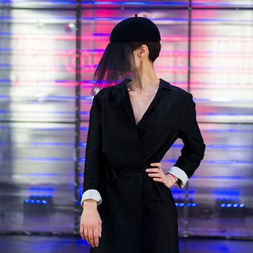 На «Голос країни 7» прийшла дівчина, що приховує своє обличчя