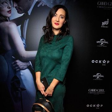 У чому Соломія Вітвіцька, Лідія Таран і Тетяна Решетняк відвідали прем'єру «50 відтінків темряви»