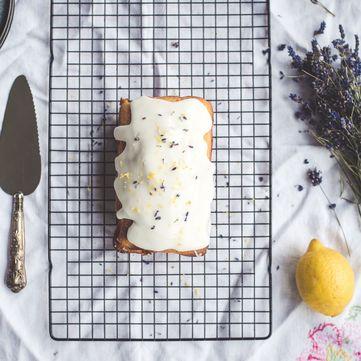 Рецепт лимонного кексу від Валентини Хамайко