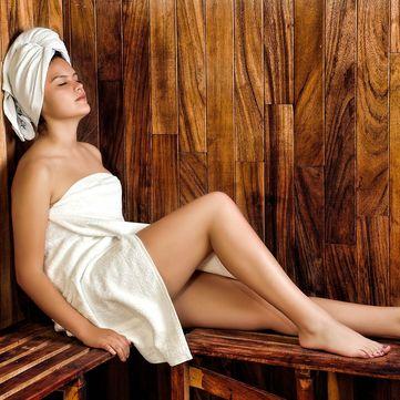 Як глибоко очистити шкіру в лазні