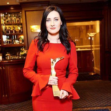 Соломія Вітвіцька стала «Жінкою України» за активну громадську діяльність