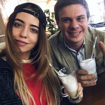 Дмитро Комаров і Надя Дорофеєва здійснили мрію важкохворої дівчинки