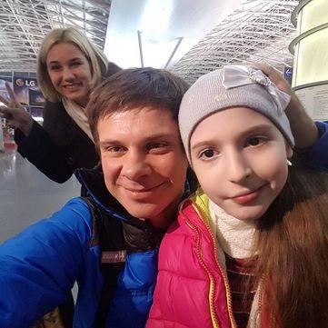 Дмитро Комаров зібрав понад 70 тисяч євро для порятунку дівчинки