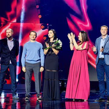 Соломія Вітвіцька та проект «Переможці» зірвали оплески на церемонії «Viva!»