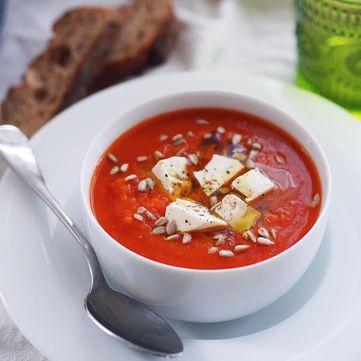 Сезонний суп з гарбуза та каррі: Рецепти Едуарда Насирова