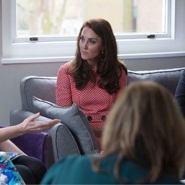 Кейт Мідлтон  зізналася, як  поборола післяпологову депресію