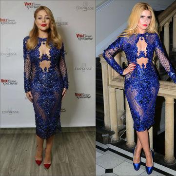 Кому більше пасує сукня: Тіна Кароль vs Палома Фейт