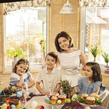 Марічка Падалко поділилася улюбленими рецептами до Великодня