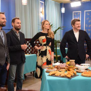 Ольга Фреймут разом із батьком та тіткою поділилися родинними рецептами