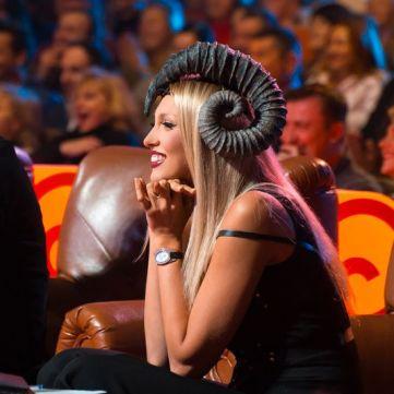 Дочка Ольги Полякової взяла участь у зйомках «Розсміши коміка. Діти»