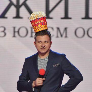 Горбунов став Осадчим і зробив пародію на дружину (фото)