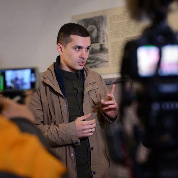 «1+1» розпочав зйомки продовження фільму «Україна. Повернення своєї історії»