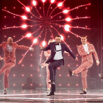 «1+1» покаже концерт Руслана Квінти «Небо – это я»