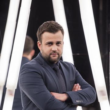 Олексій Душка показав, як схуд за чотири місяці (фото)
