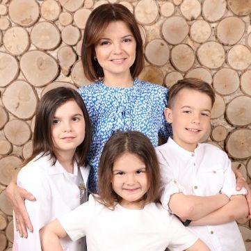 Марічка Падалко дала поради, як поєднувати кар'єру та виховання дітей