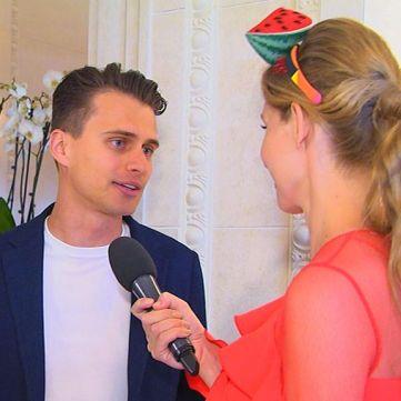 Олександр Скичко розповів, як робив коханій пропозицію у Дубаї