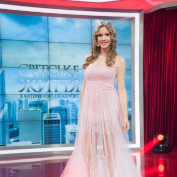 Вбрання Каті Осадчої потрапило на унікальну виставку української моди