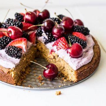 5 рецептів неймовірної випічки з ягодами