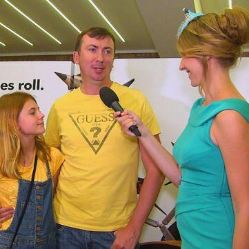 Валерій Жидков відправить доньку за кордон на навчання