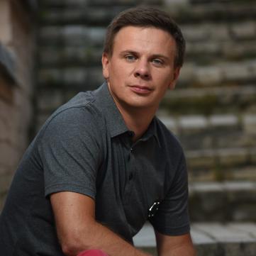 Дмитро Комаров візьме участь у проекті «Танці з зірками»