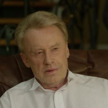 Зірка світового кінематографа Даніель Ольбрихський знімається у новому серіалі «1+1»