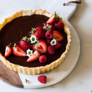 5 простих і перевірених рецептів шоколадних смаколиків