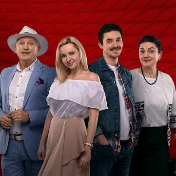 Цієї осені глядачі «1+1» зустрінуться з улюбленими акторами