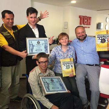 Завдяки ТСН двоє друзів підкорили Говерлу та встановили національний рекорд
