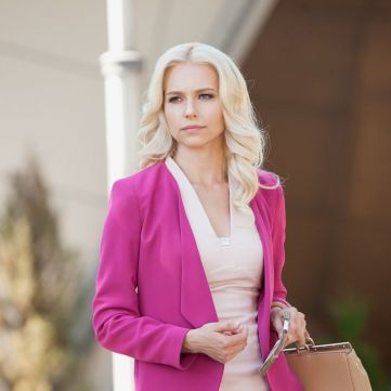 Зірка серіалу «Хазяйка» Катерина Варченко вперше показала сина