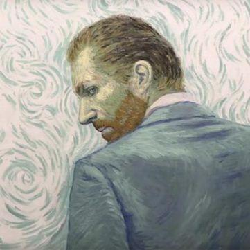 13 українських художників взяли участь у створенні унікального фільму про Ван Гога
